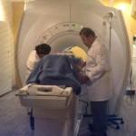 Resonancia magnética con anestesia niños